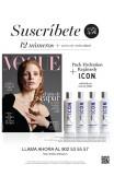 Suscripción Vogue + Icon 2017