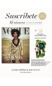 Suscripción Vogue + THE MOROCCANS 2017