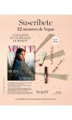 Suscripción Vogue + Benefit Vogue
