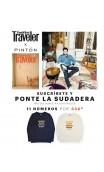Suscripción Traveler + Sudadera