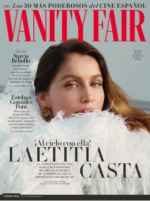 Suscripción a Vanity Fair